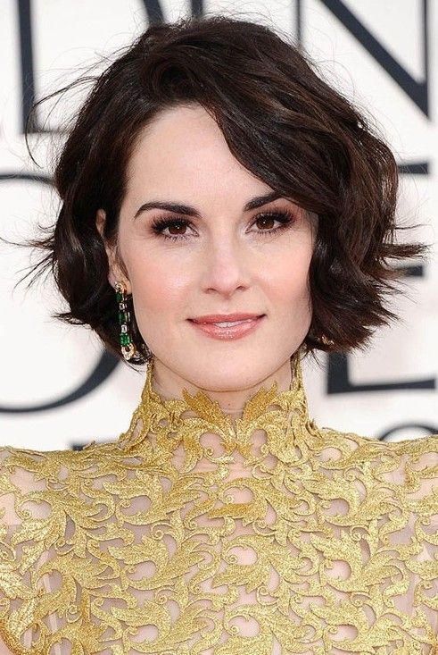 Easy Short Hairstyles For Wavy Hair 2014 Popular Haircuts Haircuts For Wavy Hair Hair Styles 2014 Hair Styles