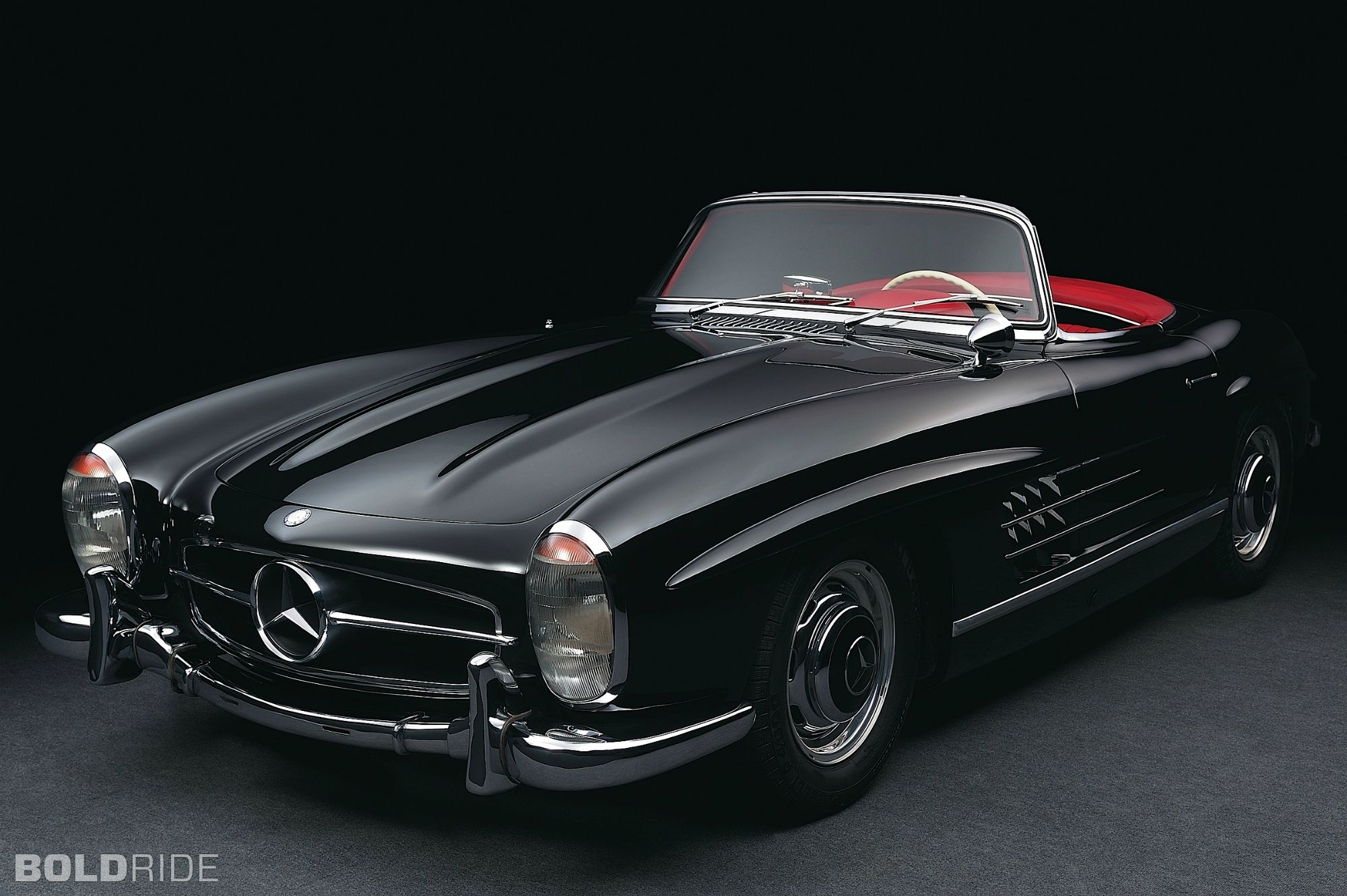 Mercedes Benz 300 Sl Roadster With Images Mercedes Benz 300