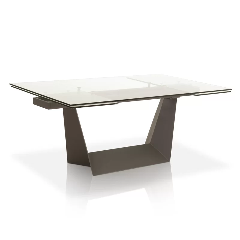 Mcree Extendable Dining Table Extendable Dining Table Extension