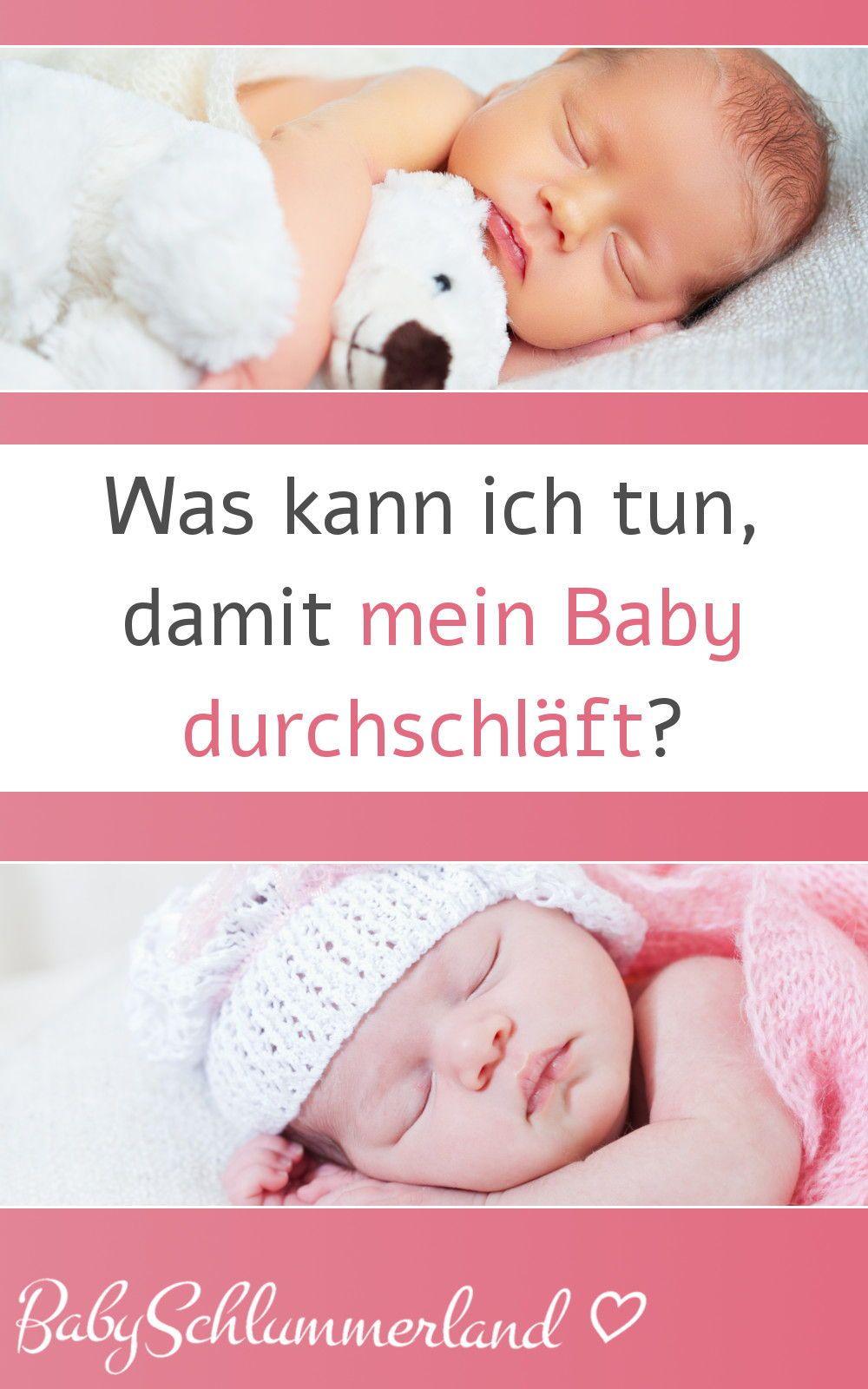 Was Kann Ich Tun Damit Mein Baby Durchschlaft Eine Ganze Menge Schlaf Baby Baby Durchschlafen Baby Zum Schlafen Bringen