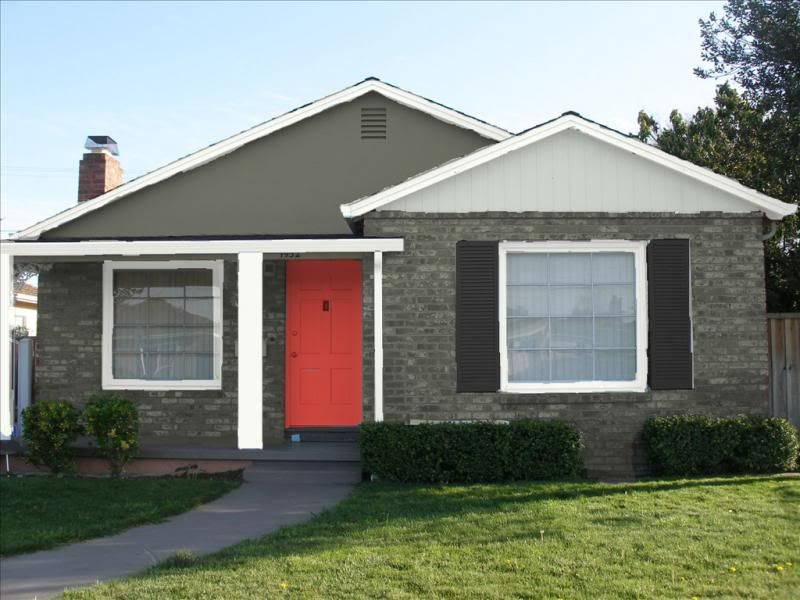 1940s House Colors Google Search Outdoor Remodel Small House Exterior Paint Exterior Paint Colors For House