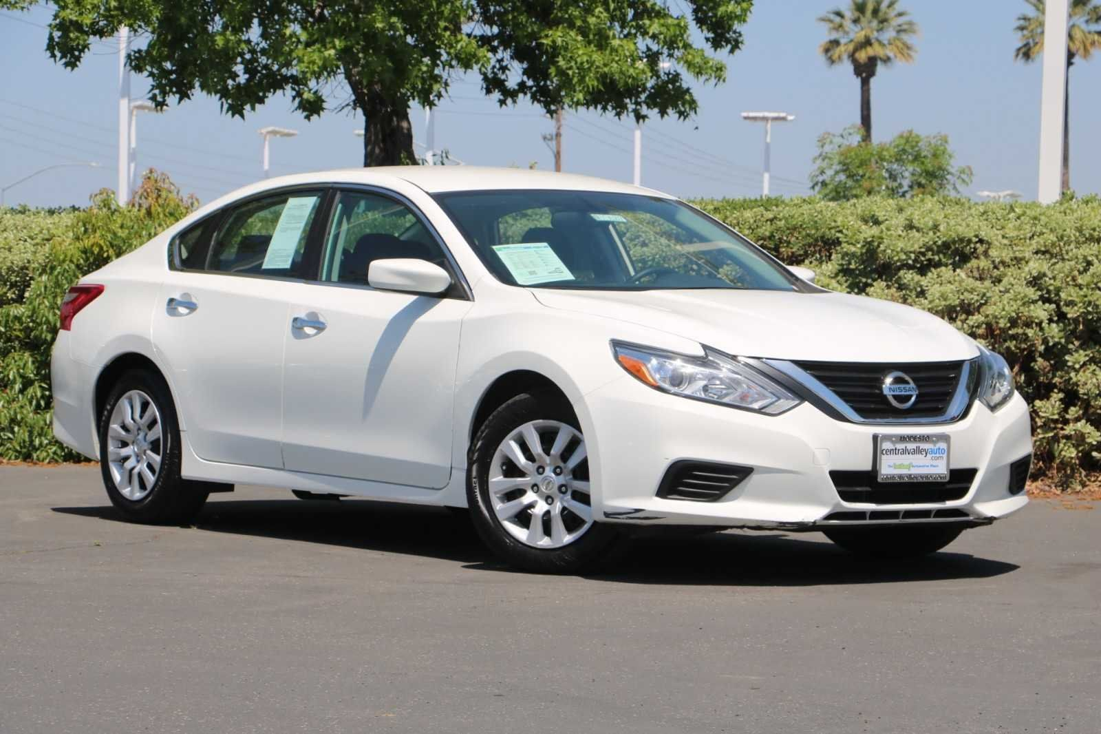 Used Nissan Altima 2017 Cars Modesto, CA at Geebo