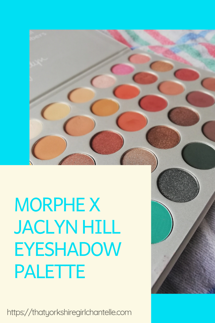 f4583c83825 ... Yorkshire Girl Chantelle- Blogger. New post just went live over on my  blog! A review of Morphe X Jaclyn