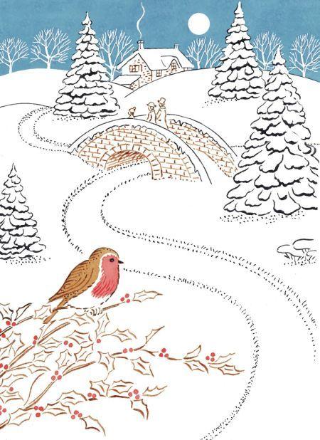 Victor Mclindon - Snow scene 2.psd