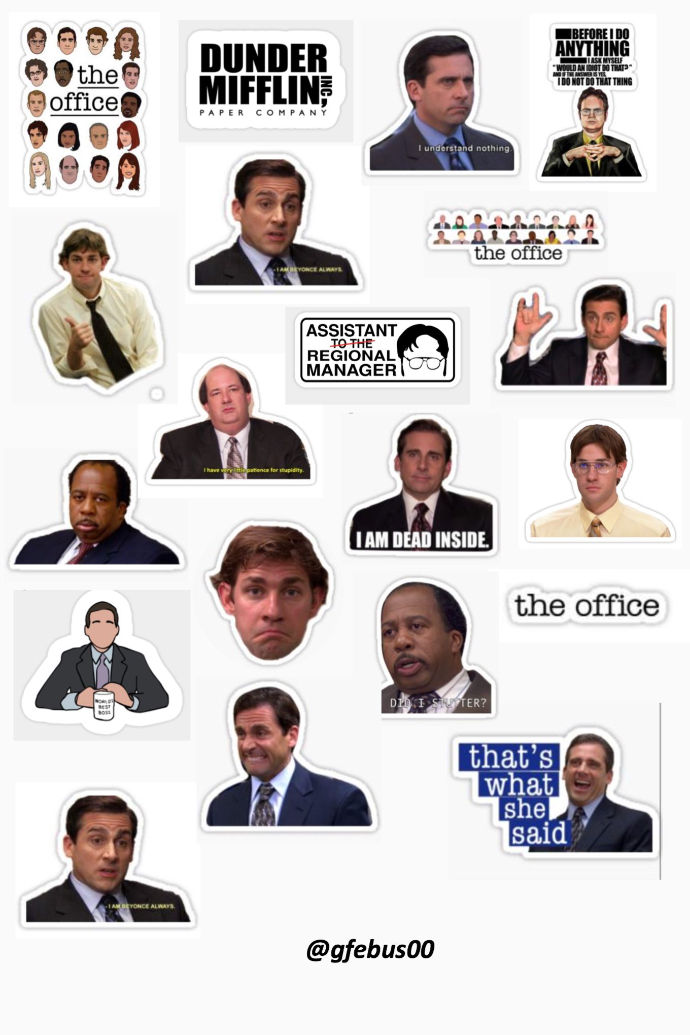 Aesthetic The Office Pictures