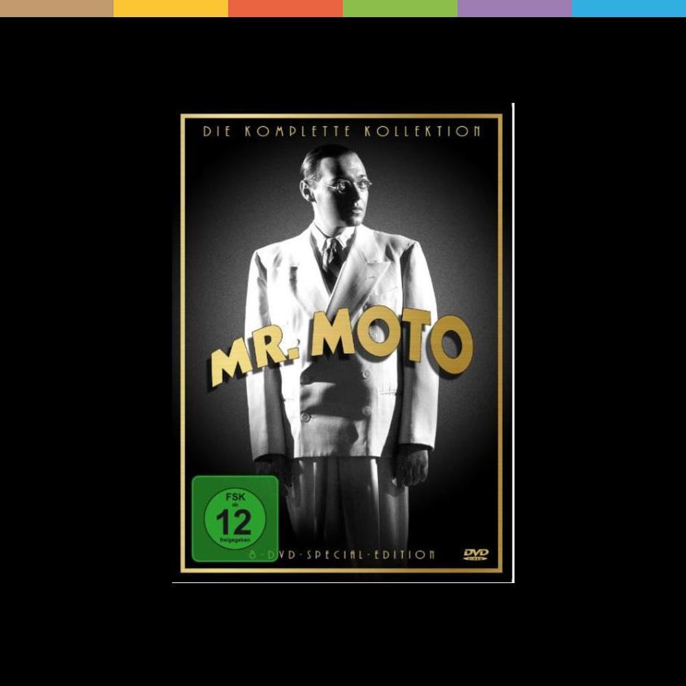 Der legendäre Interpol-Agent Mr. Moto geht in acht aufwändig restaurierten Klassikern als erster Martial-Arts-Held der Filmgeschichte auf Gangsterjagd. Basierend auf den Geschichten von Autor John Phillips Marquand schlüpft Schauspiellegende Peter Lorre (M - EINE STADT SUCHT EINEN MÖRDER) in die Rolle des undurchschaubaren japanischen Meisterdetektivs, der als tadellos gekleideter Gentleman, exzellenter Jiu-Jitsu-Kämpfer, Experte aller Verkleidungen, schlagfertiges Sprachgenie und brillanter Erm