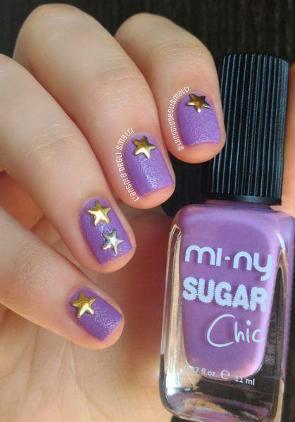 Star Summer Nail Art