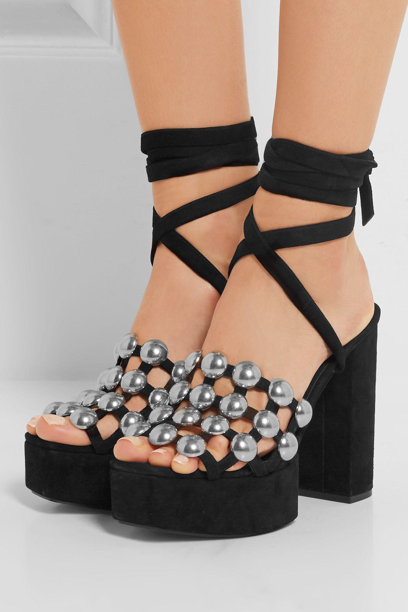Alexander Wang Alys Platform Sandals best seller cheap price glhCc3Rp