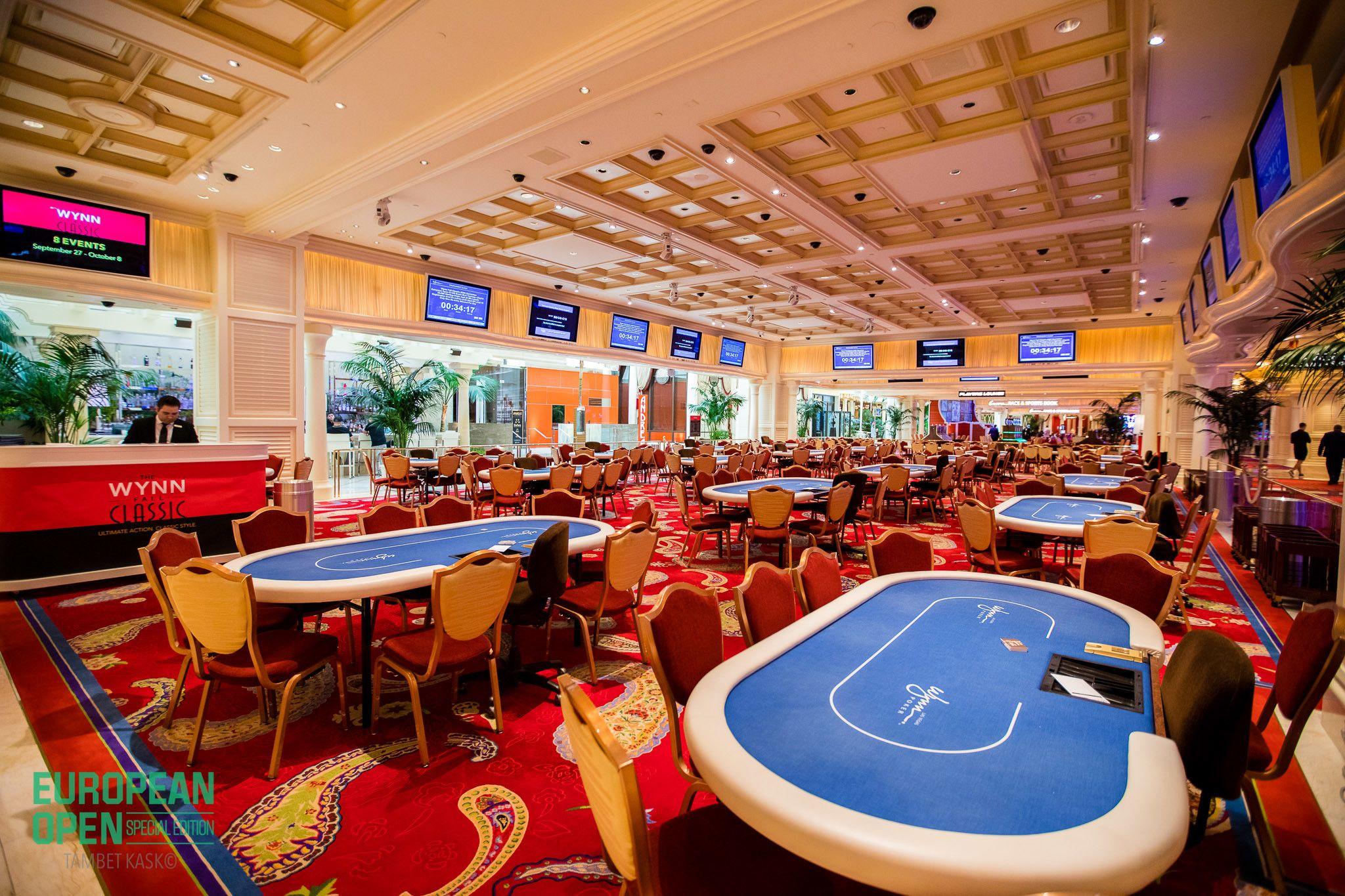 Wynn Casino Host