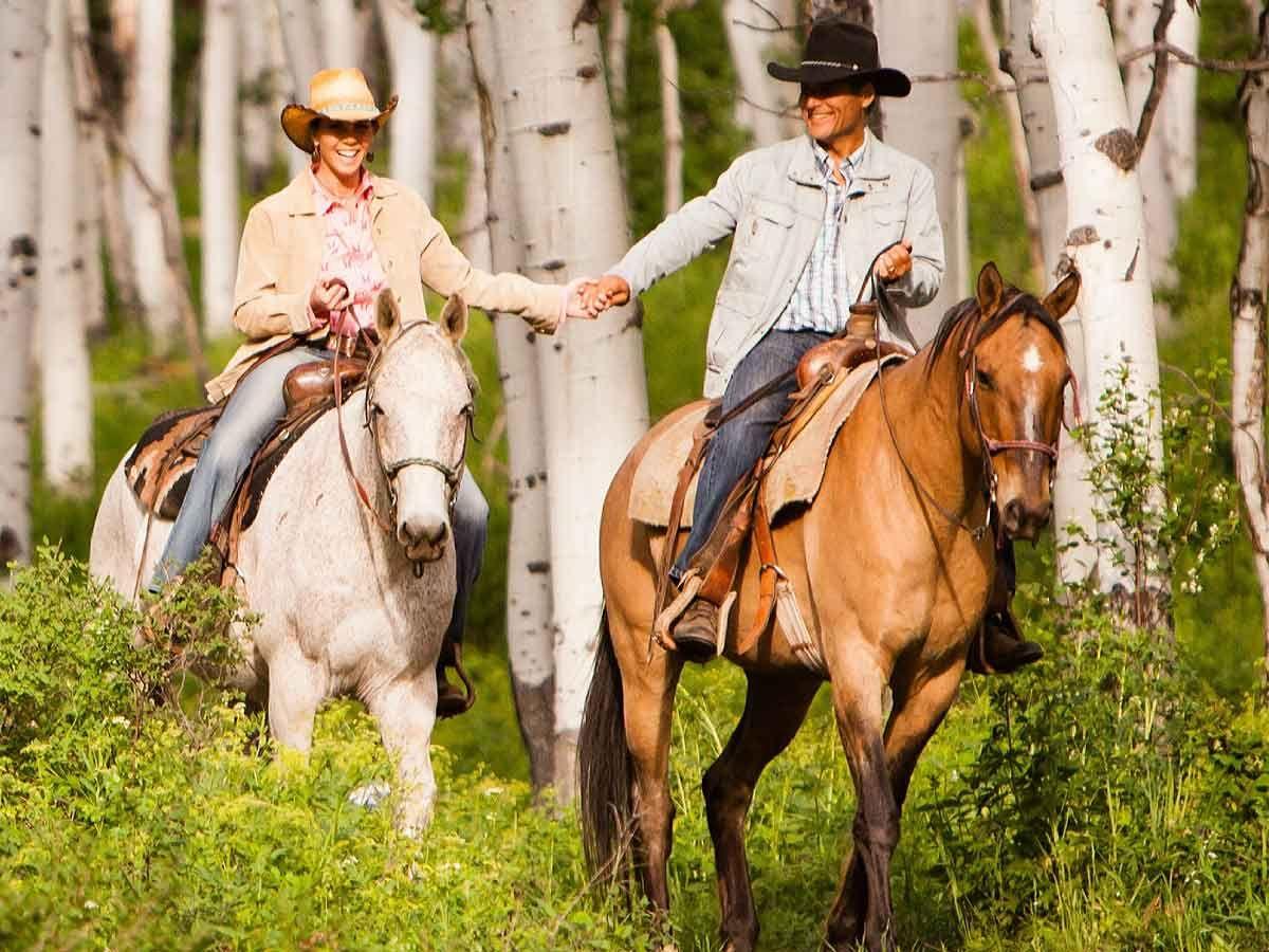 The  Dude ranch vacations Dude ranch Ranch vacations