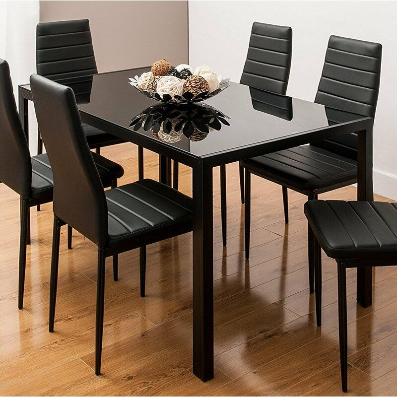 26++ Orren ellis dining table set Inspiration