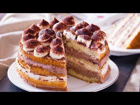 [Eng Sub]提拉米苏蛋糕 Tiramisu Cake【曼食慢语第111集】 - YouTube
