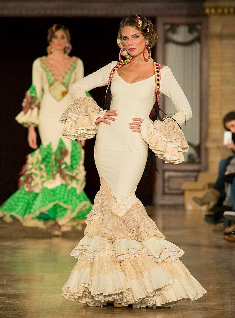 49d64eec8 Aurora Gavino We Love Flamenco 2016 - Foto: Anibal González | Traje ...