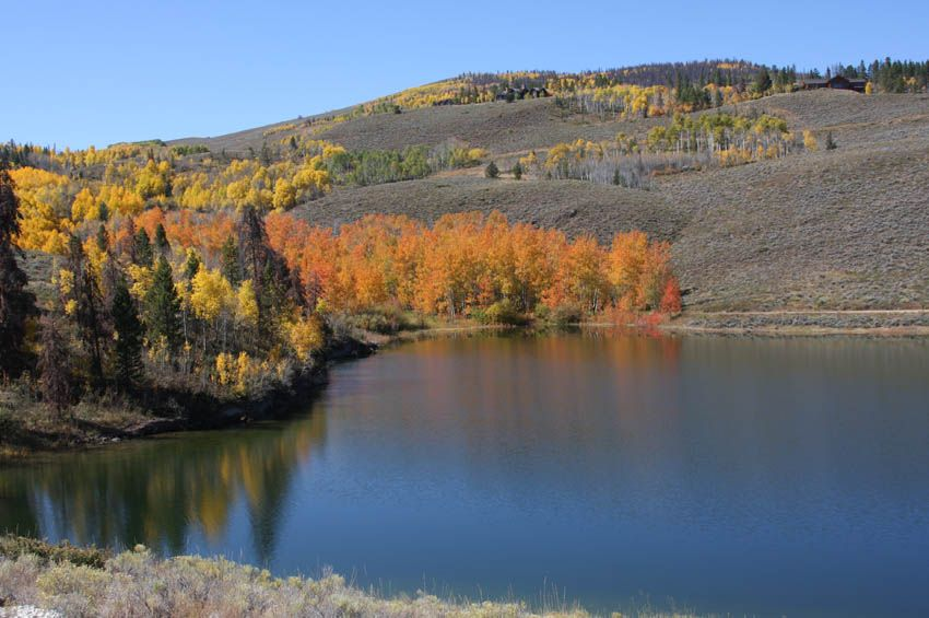 colorado lakes and reservoirs | Willow Creek Reservoir