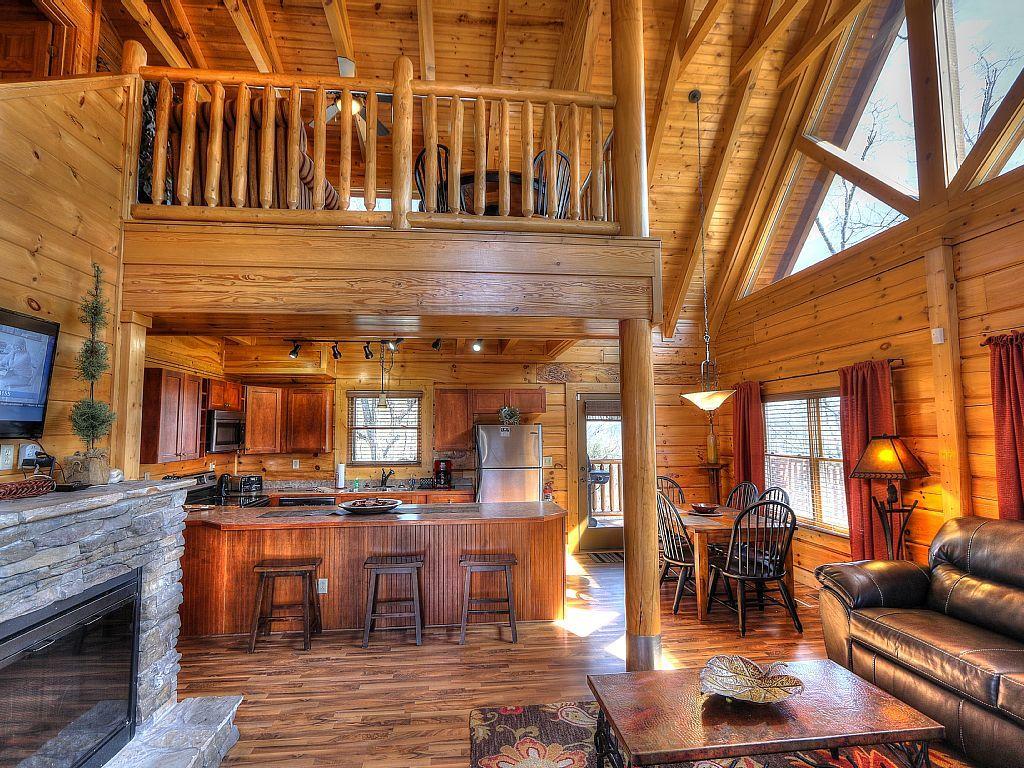 3 Bedrooms Wears Valley Cabin Vacation Rental In