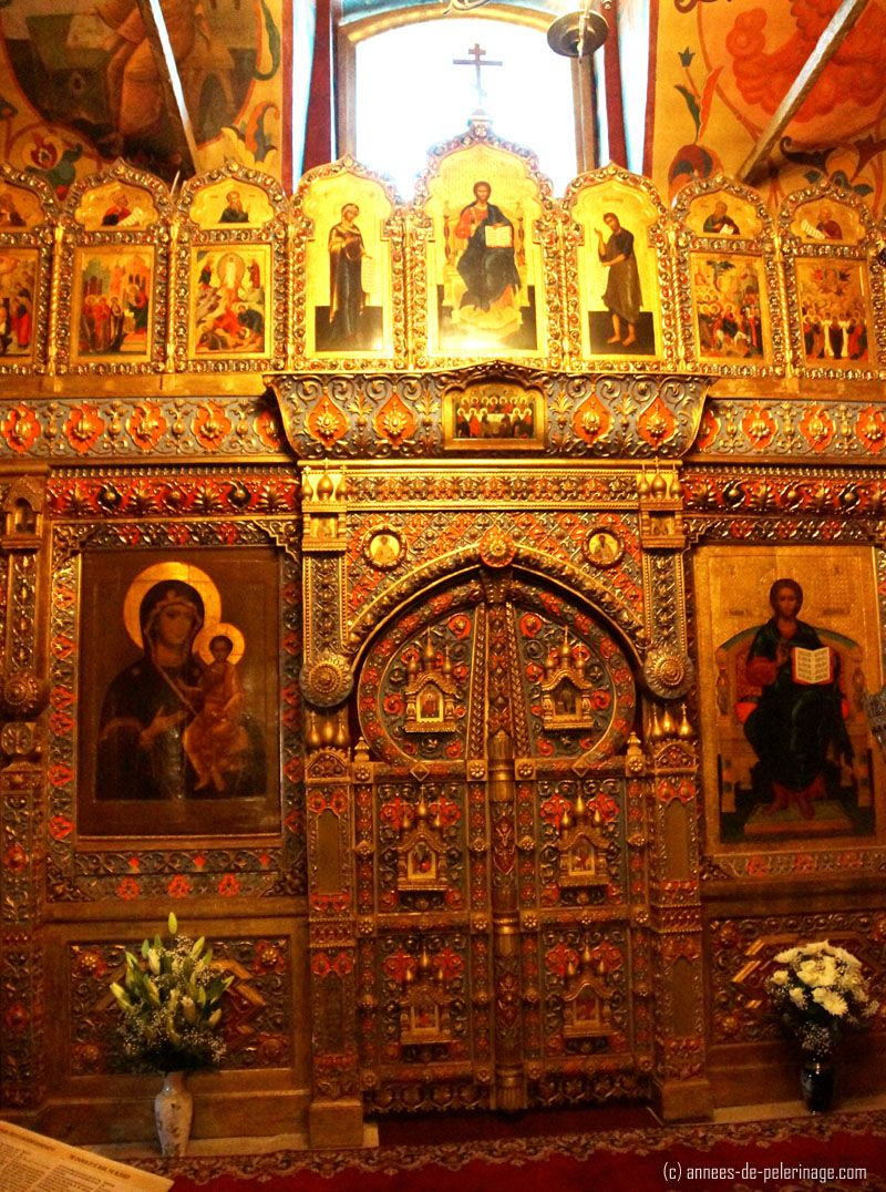Inside St Basil S Cathedral In Moscow Russia S Most Famous Landmark St Basils Cathedral Cathedral St Basil S