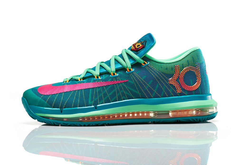 Kevin Durant has played like a superhero this season, and now he has a  signature sneaker that correlates with his performance. The Nike KD VI  Elite