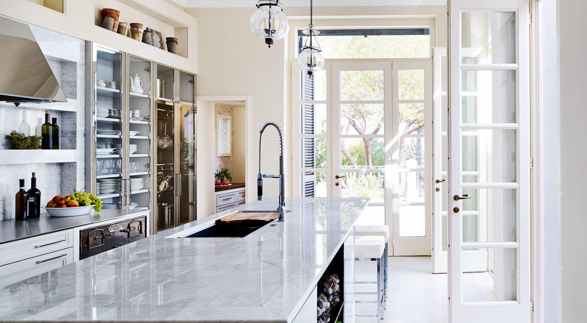 Anspruchsvoll Amerikanische Küchen Galerie Von Mick De Giulio Creates The Ultimate Kitchen