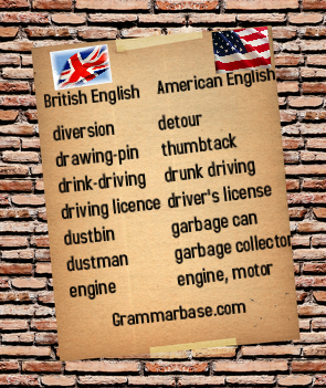 similarities between british and american english