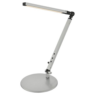 Roddy Led Desk Lamp - Silver