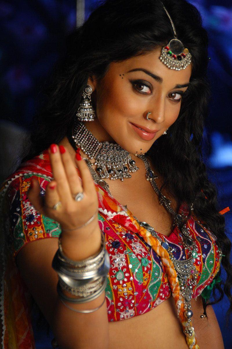 Bollywood Paradize Shriya Saran Hot  Sexy Pics  Shriya -4654