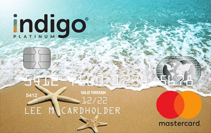 Indigo® Unsecured Mastercard® Prior Bankruptcy is Okay