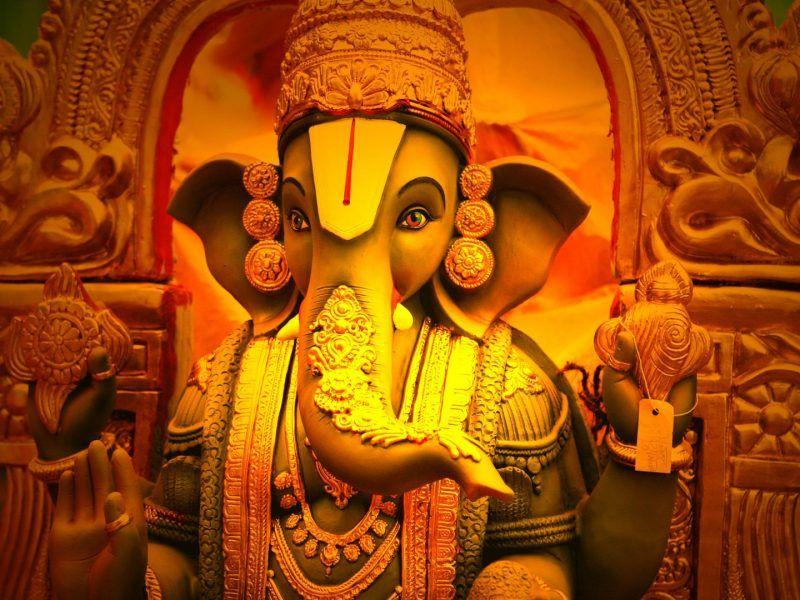 Ganesh Ganesh Wallpaper Ganesh Chaturthi Images Hanuman Wallpaper