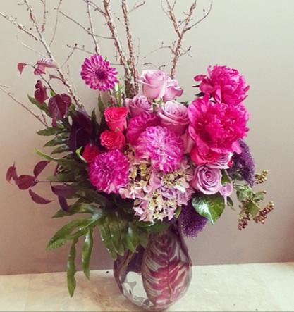 centrepiece flowers