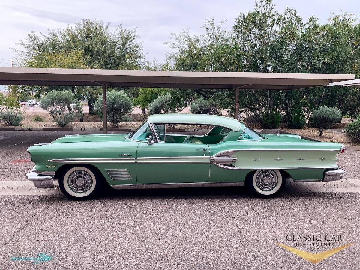 1958 Pontiac Bonneville For Sale 2210767 Hemmings Motor News