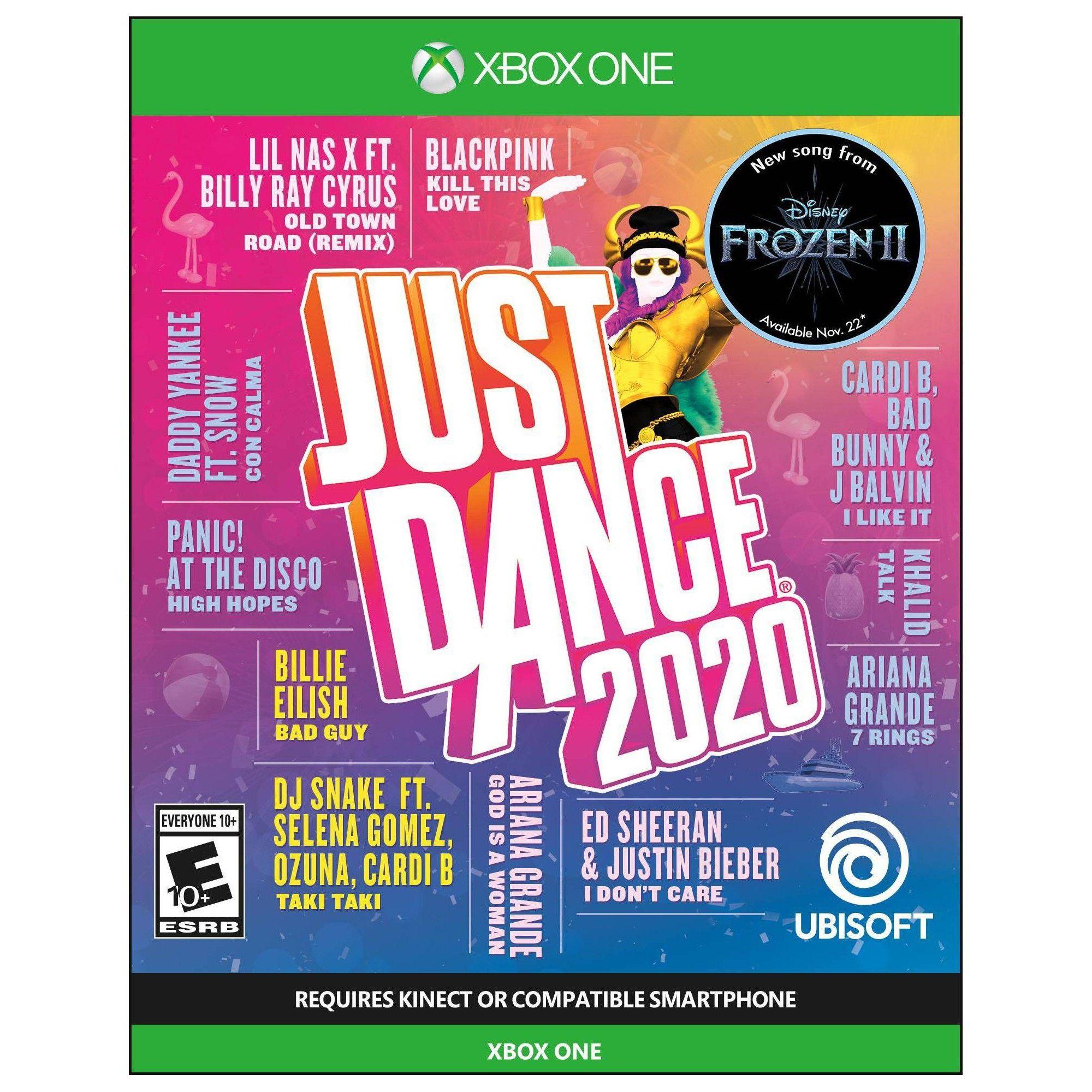 Just Dance 2020 Xbox One Just dance, Xbox one, Dance games