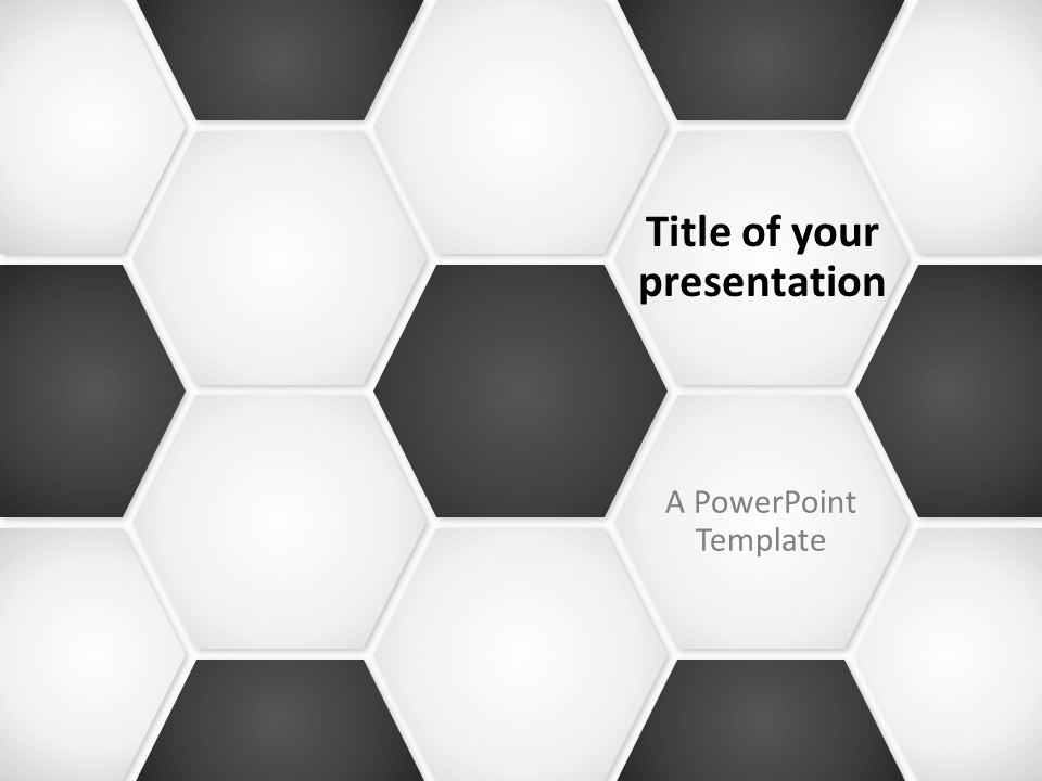 Football soccer ball powerpoint template free football soccer free football soccer ball powerpoint template toneelgroepblik Gallery