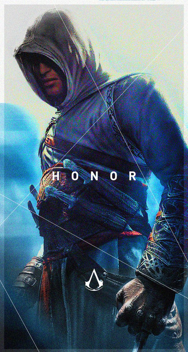 Assassin's Creed, Honor, Phone Wallpaper by acTurul (With