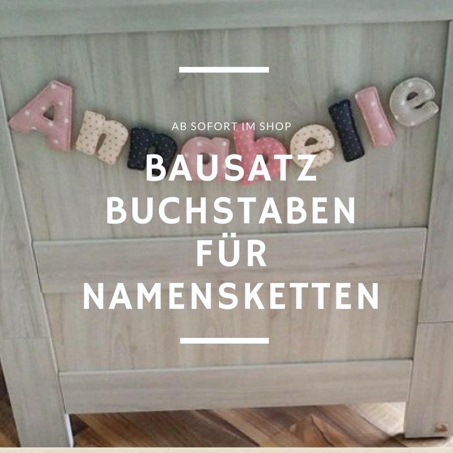 zur herstellung von buchstaben aus stoff inhalt bebilderte anleitung alphabet gro e und kleine. Black Bedroom Furniture Sets. Home Design Ideas