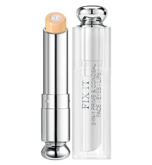 DIOR BACKSTAGE PRO Fix it Concealer - A concealer that doubles as an eyeshadow/lipstick primer?? I'll never look back!