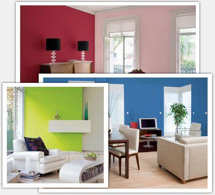 Trucos Faciles para la Pintura de Interiores - Para Más Información