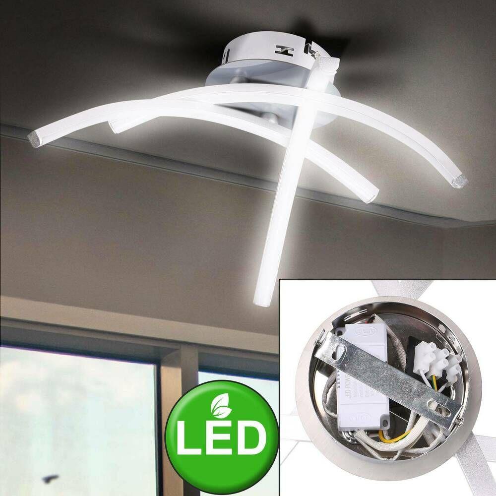 Luxus Led Decken Lampe Design Leuchte Beleuchtung Wohn Zimmer Flur Kuche In 2020 Beleuchtung Wohnzimmer Design Lampen Beleuchtung