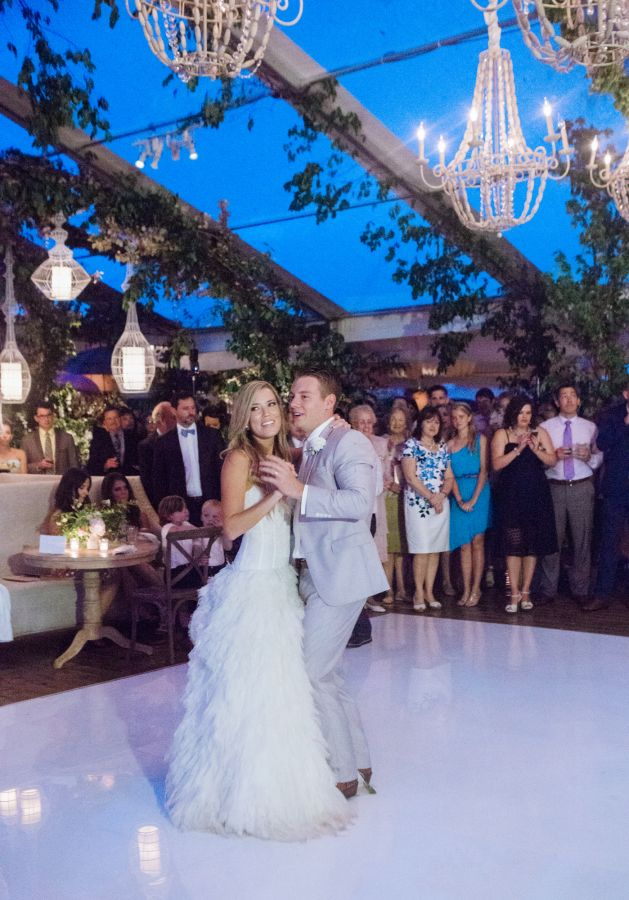 Clear Marquee Tent White Dance Floor Http Itweddings