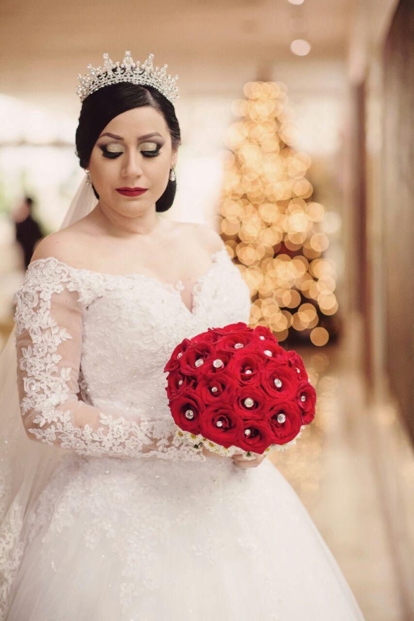 stunning tulle offtheshoulder neckline ball gown wedding