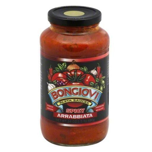 Bongiovi Pasta Sauce Arrabbiata (6x24oz)