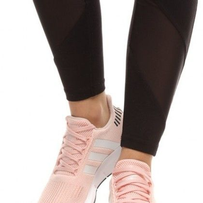 6ef356c08 Adidas Originals Swift Run Icey Pink   Ftwr White   Core Black Womens  Sneakers B37681