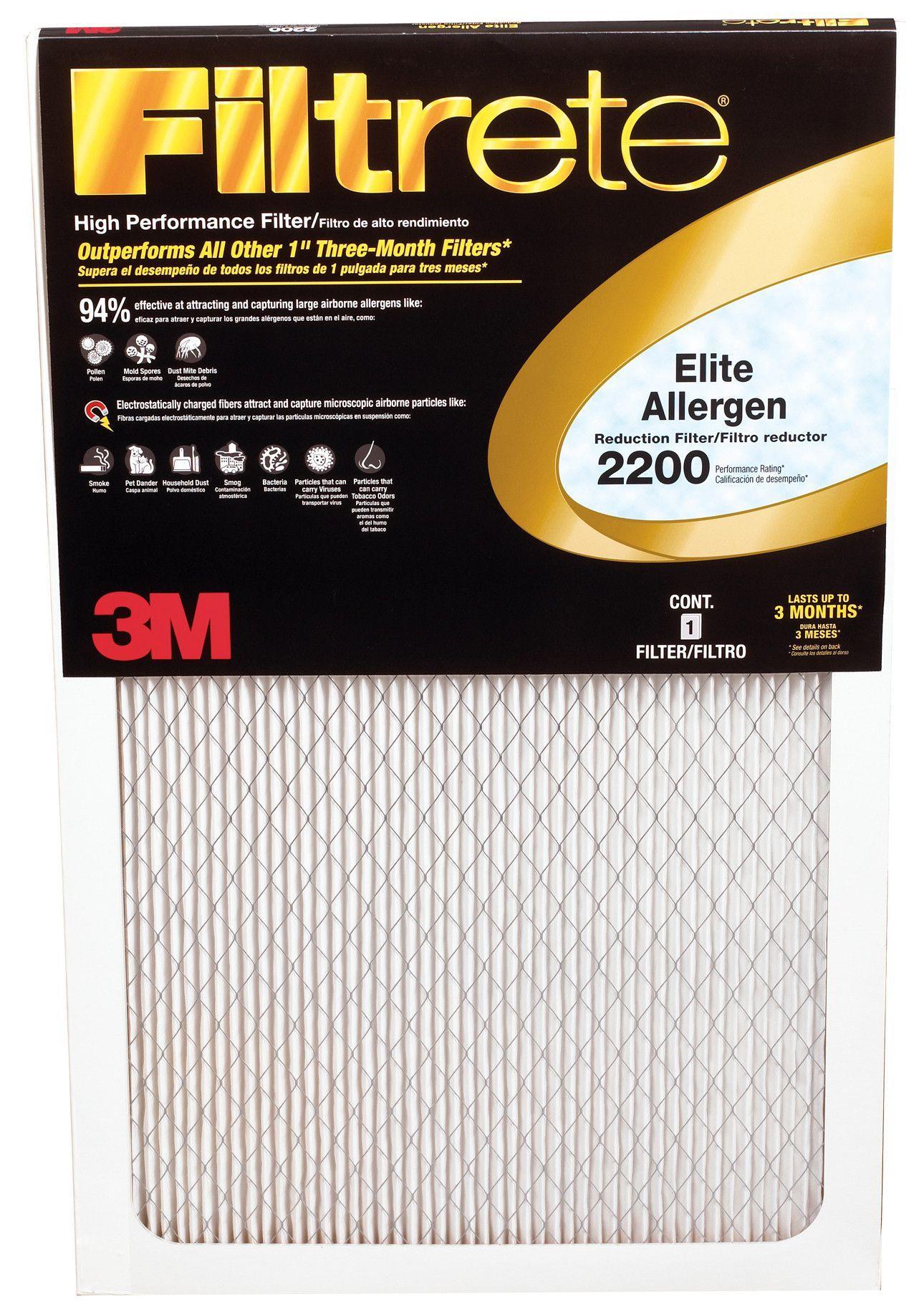 Filter Elite 20X25 Filters, Air filter, Electrostatic filter