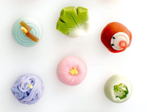 六人衆のお菓子(ラインナップ) 手わざの光る美味しい菓子・六人衆(ROKUNIN-SHU)by 喜田家