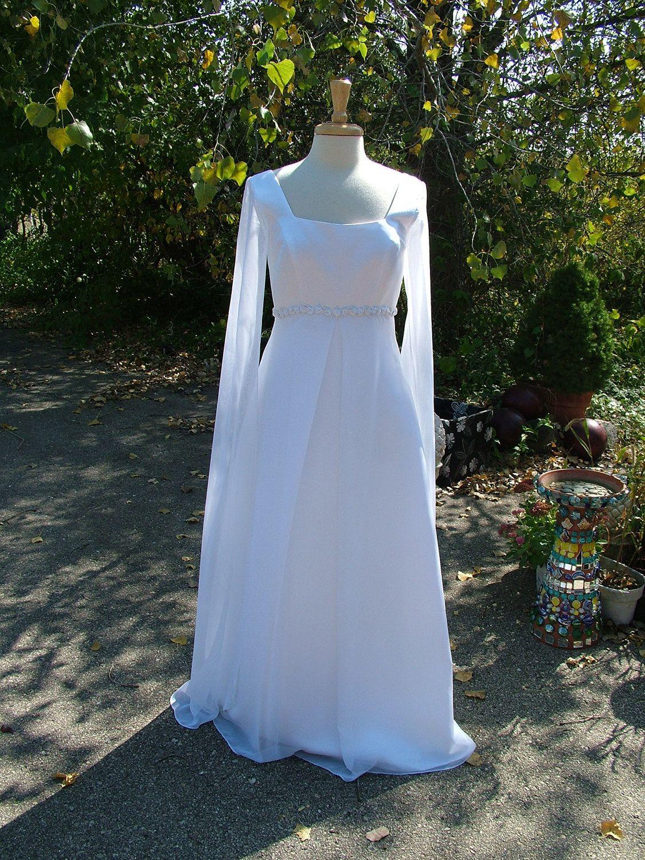 Camelot wedding dress vintage s renaissance bridal gown celtic
