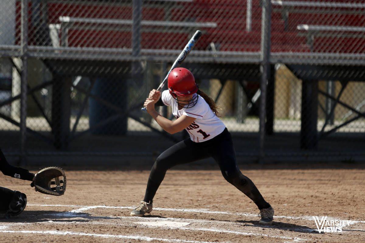 Girls Varsity Softball Center Grove Vs Terre Haute South Vigo Vigo Terre Haute Varsity