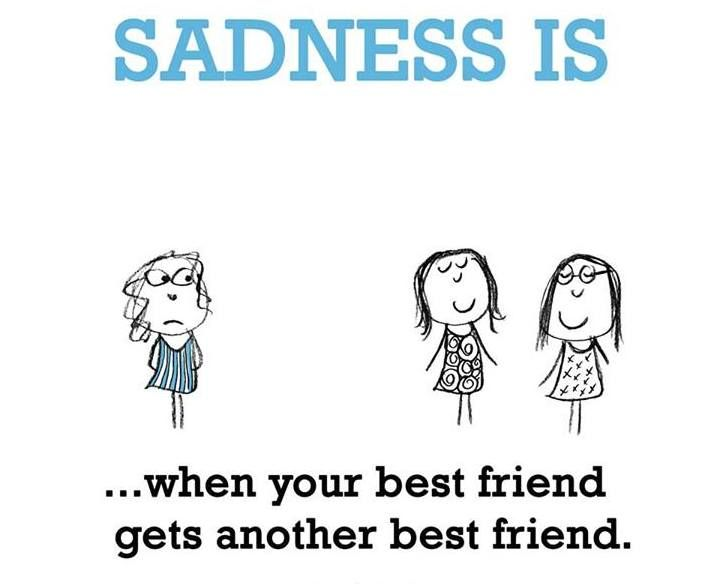 Losing Your Best Friend Google Search: When Your Best Friend Has Another Best Friend