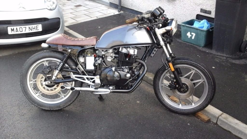 Image result for honda cb450 dx tank honda cb 400 cafe racer image result for honda cb450 dx tank thecheapjerseys Image collections