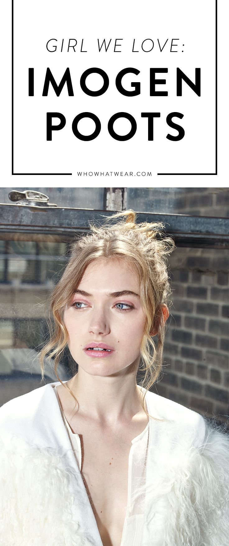 Imogen Poots Takes on Our Favourite Fall Looks