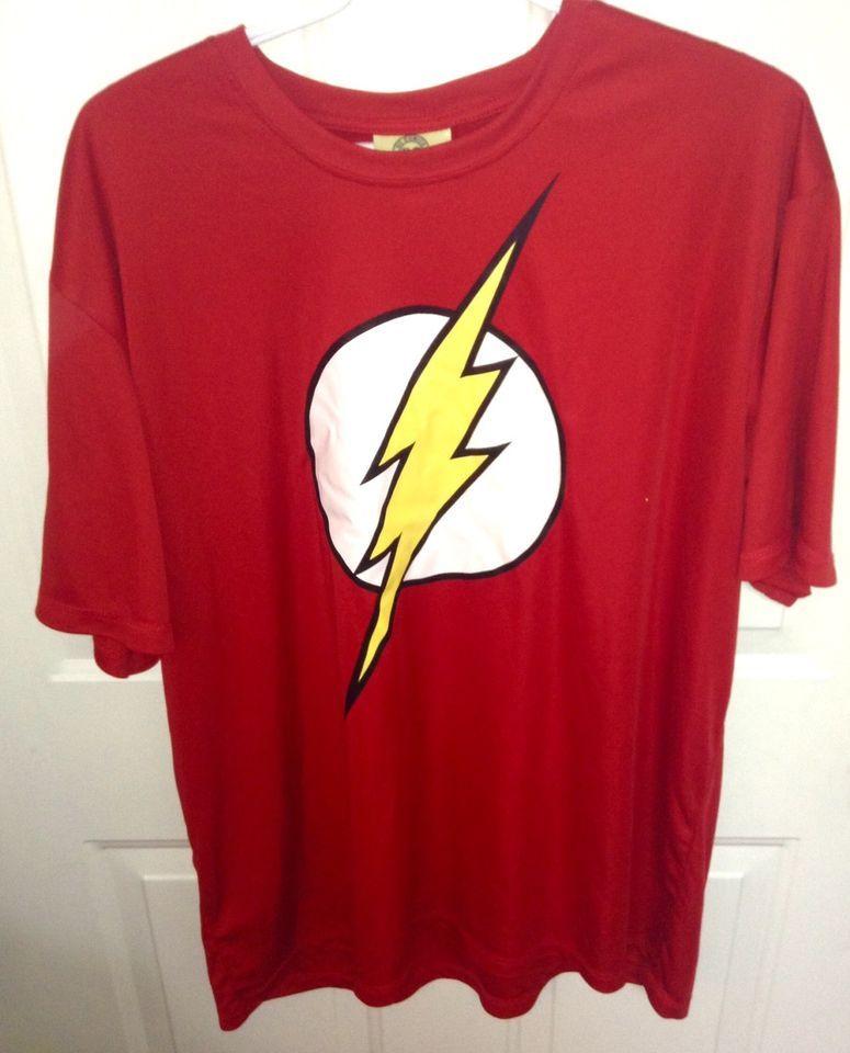 DC Comics The Flash Tshirt Size XL Kijiji, Mens tops