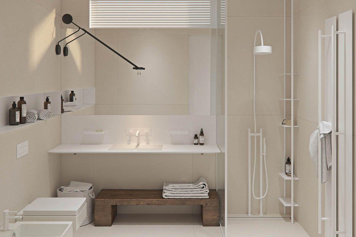 Ideas para cuartos de baño minimalistas, encuentra el que mejor se ...