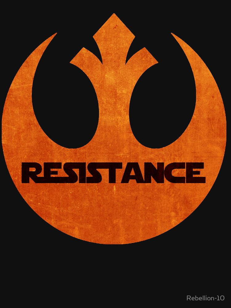 25bff156c0283 The Resistance logo